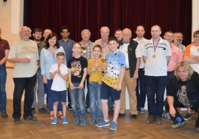 Fotoreport: Šachový turnaj- O pohár starostky MČ Praha 17