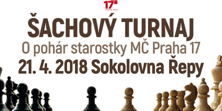 Získejte pohár na šachovém turnaji!