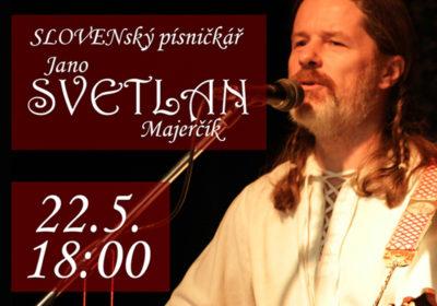 Nově oznámeno: Koncert slovenského písničkáře v Sokolovně!