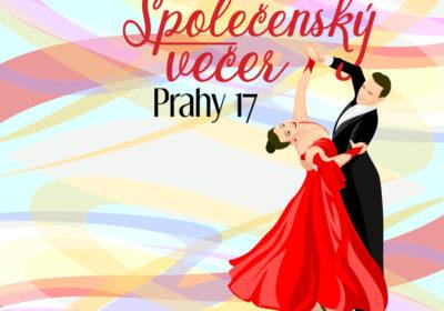 Vstupenky na Společenský večer Prahy 17 právě v prodeji!