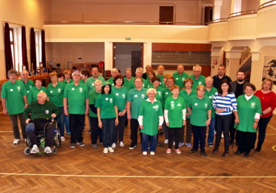 Klub seniorů Řepy zorganizoval čtvrtý ročník turnaje v indoor pétanque